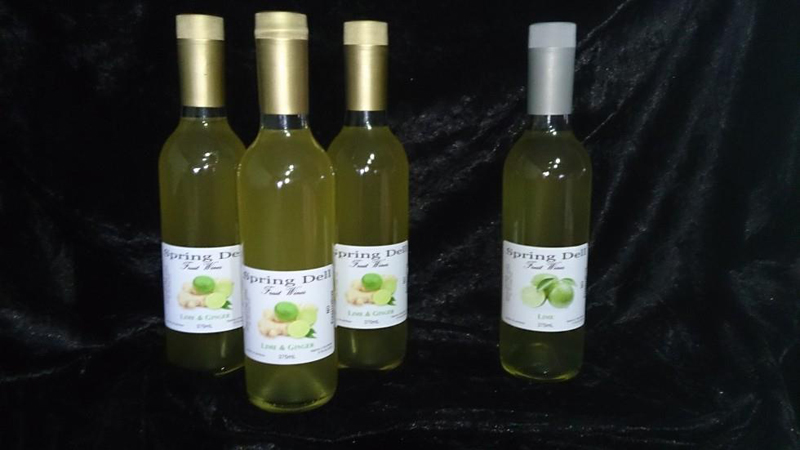 Springdell Fruit Wine