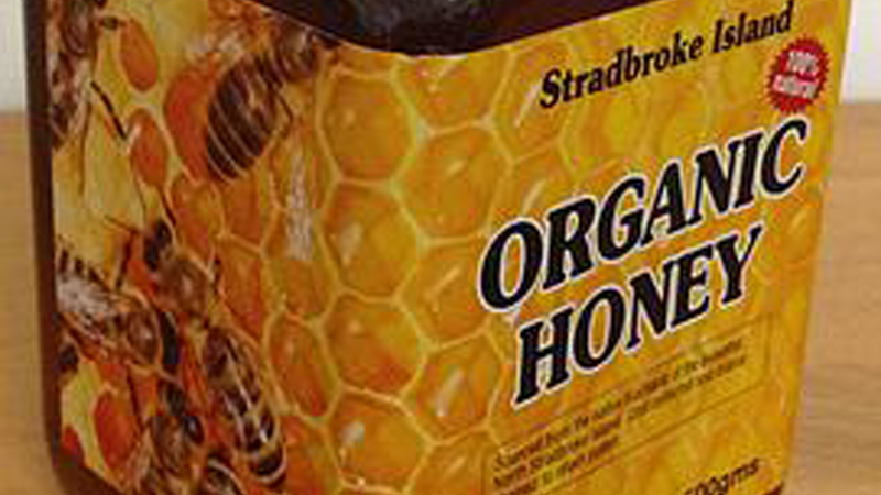 Stradbroke Island Organic Honey