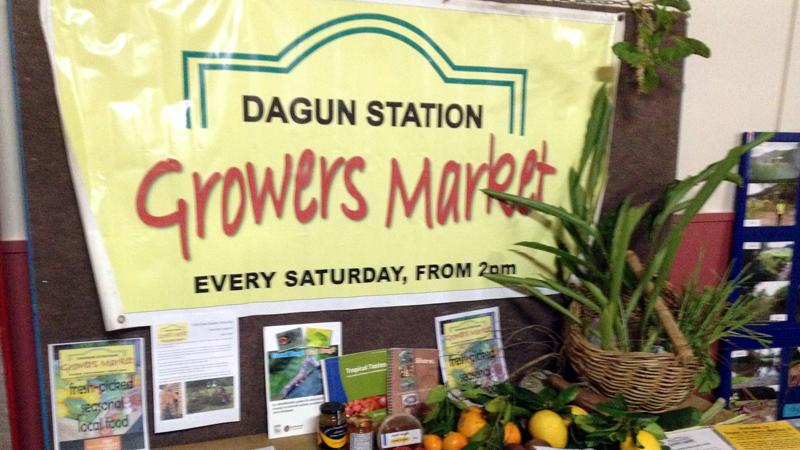 Dagun Station Growers Market