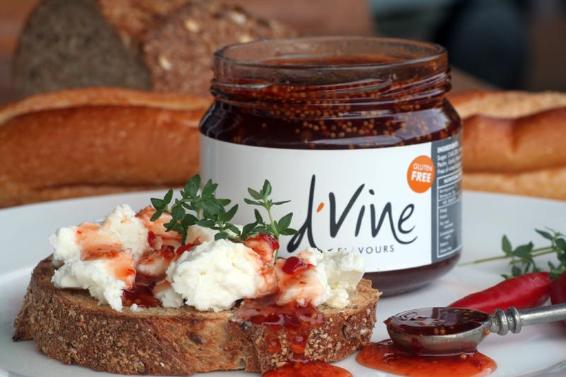 d'vine Flavours t/a Sue's Natural Cuisine