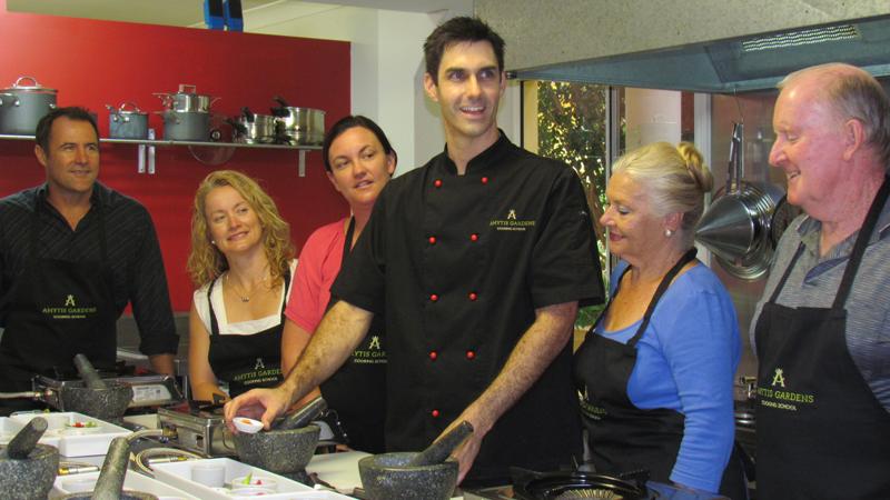 Amytis Gardens Cooking School