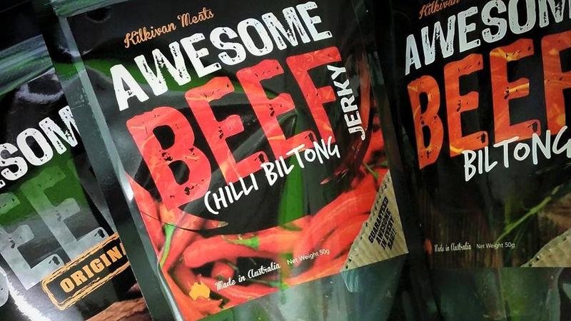 Kilkivan Meat's Awesome Beef Jerky